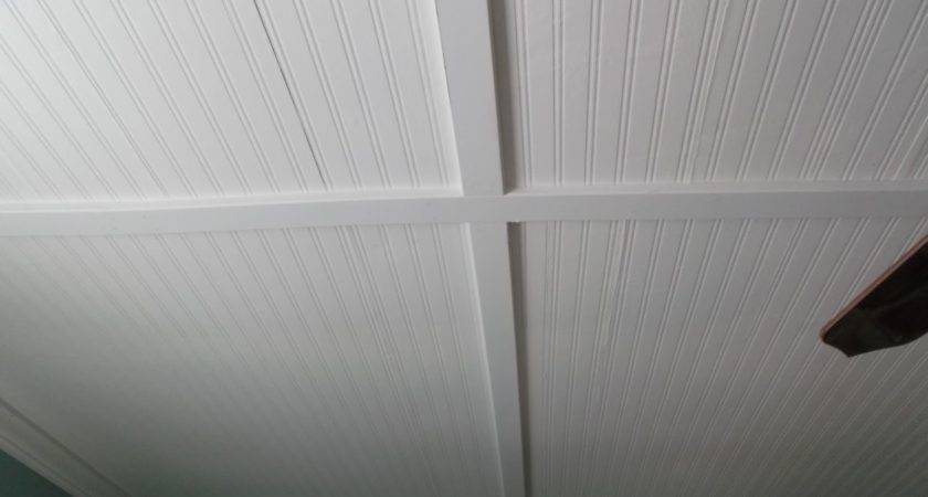 Living Cottage Life Beadboard Ceiling