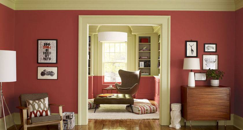 Living Room Color Design Small House Home Combo
