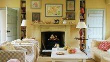 Living Room Country Style Checks Housetohome