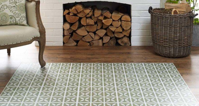 Living Room Flooring Ideas Vinyl Rubber Tiles