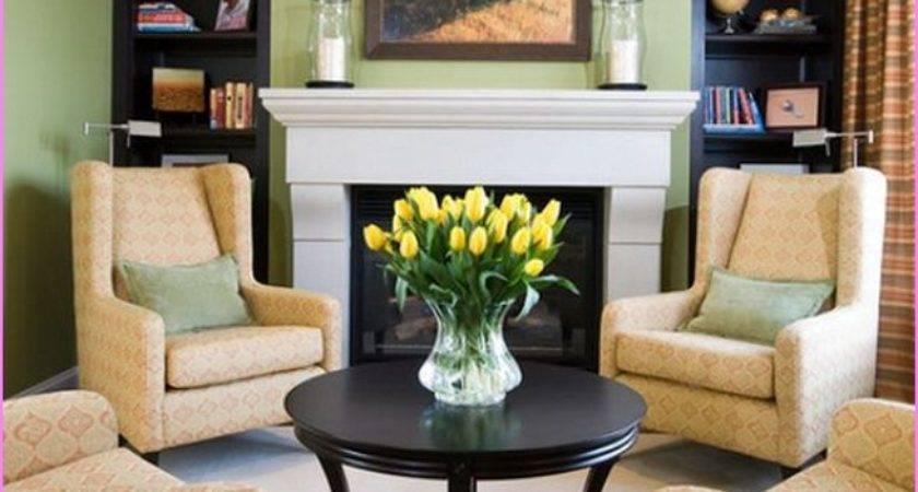 Living Room Furniture Arrangement Fireplace