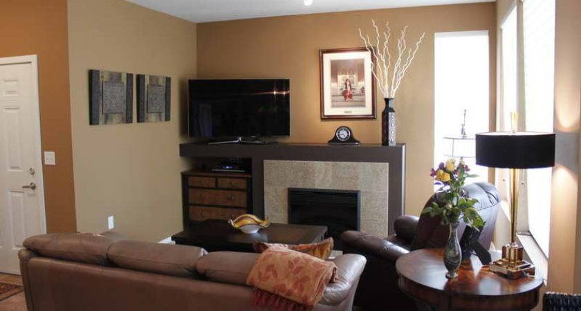 Living Room Ideas Simple Collection Paint Small