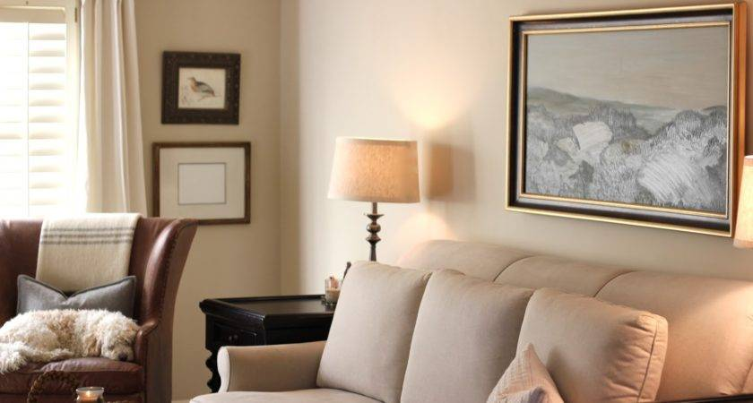 Living Room Paint Colors Ward Log Homes