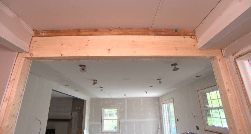 Load Bearing Wall Removal Davis Engineering