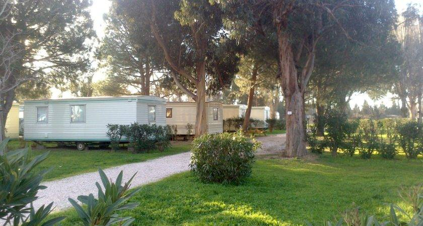 Location Mobile Home Perpignan Roussillon Camping Catalan