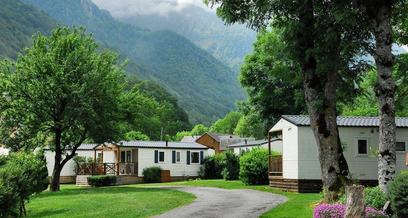 Location Mobile Home Pyrenees Camping Pyr Natura