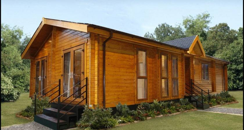 Log Cabin Double Wide Mobile Homes Bing