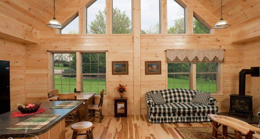 Log Cabin Interior Ideas Home Floor Plans Designed