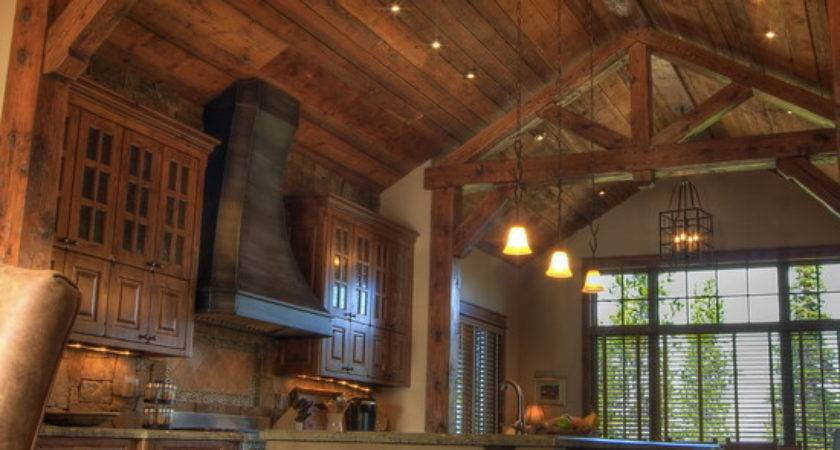 Log Cabin Kitchens Design Remodel Decor