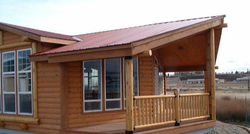 Log Cabin Modular Home Prices Modern
