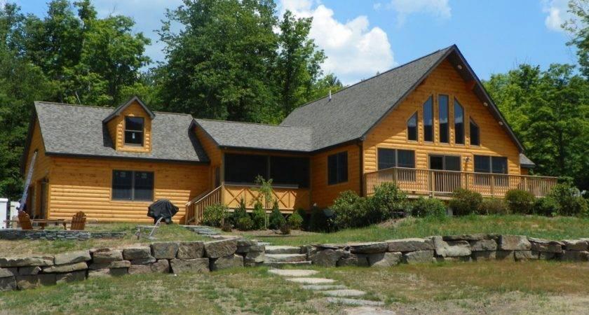 Log Cabin Modular Homes Rustic Retreats Westchester