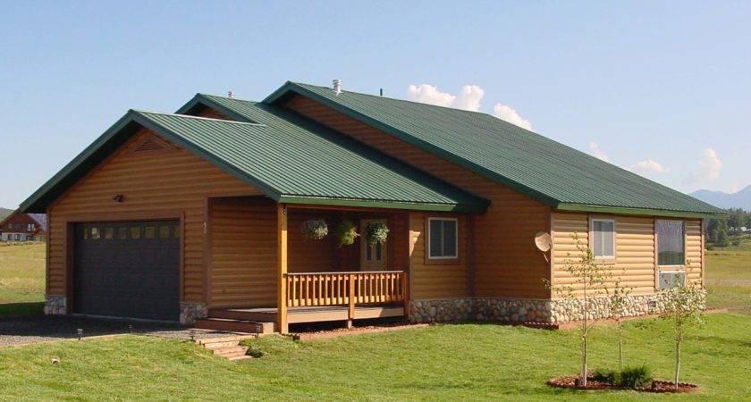 Log Cabin Siding Manufactured Home Joy Studio Design