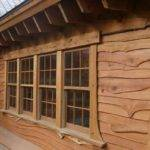 Log Cabin Siding Materials Options Wood Vinyl