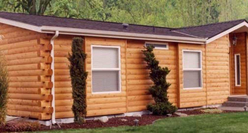 Log Cabin Siding Talentneeds