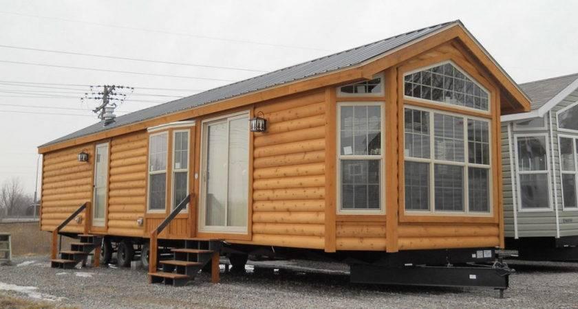 Log Cabin Single Wide Mobile Homes Joy Studio Design