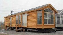 Log Cabin Style Mobile Homes Bedroom Ideas Home