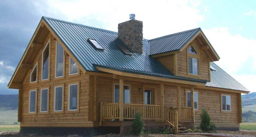 Log Cabin Style Mobile Homes Cavareno Home Improvment