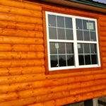 Log Cabin Vinyl Siding Best Unique