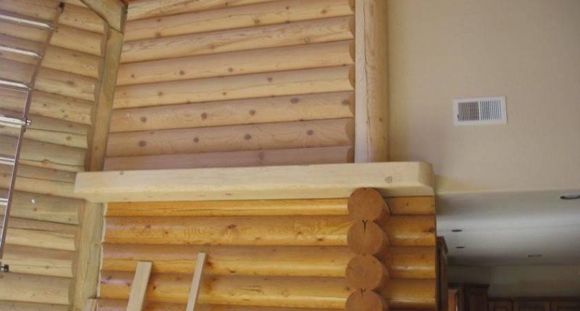 Log Home Accents Enhancements Alpine Blue