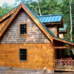 Log Home Exterior Custom Timber Homes