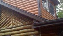 Log Look Vinyl Siding Really Windows