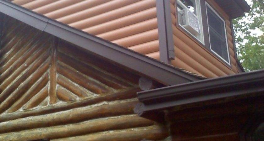 Log Look Vinyl Siding Really Windows