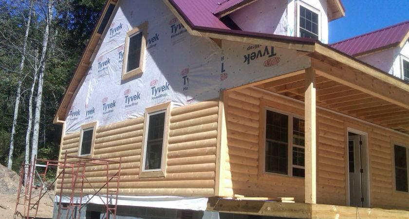 Log Siding Cabin Supplies Cabins Less