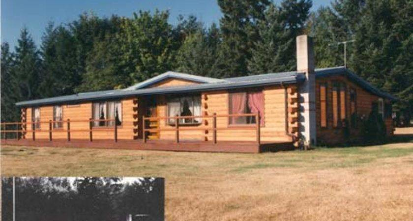 Log Siding Mobile Homes Cavareno Home Improvment