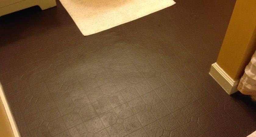 Long Painted Vinyl Floors Last Aprons