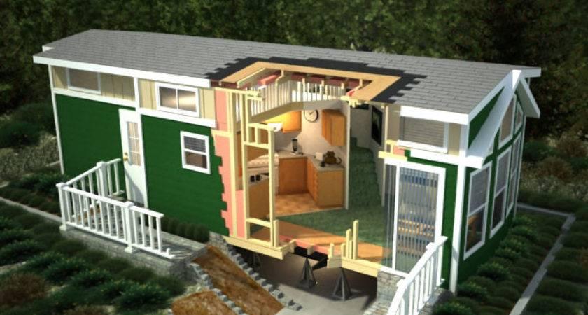 Look Park Model Homes
