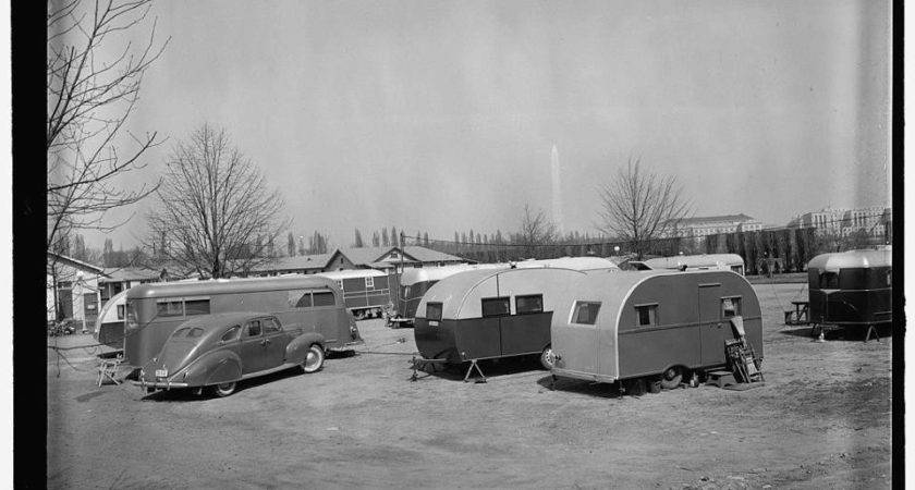 Look Some Vintage Trailer Parks Campground