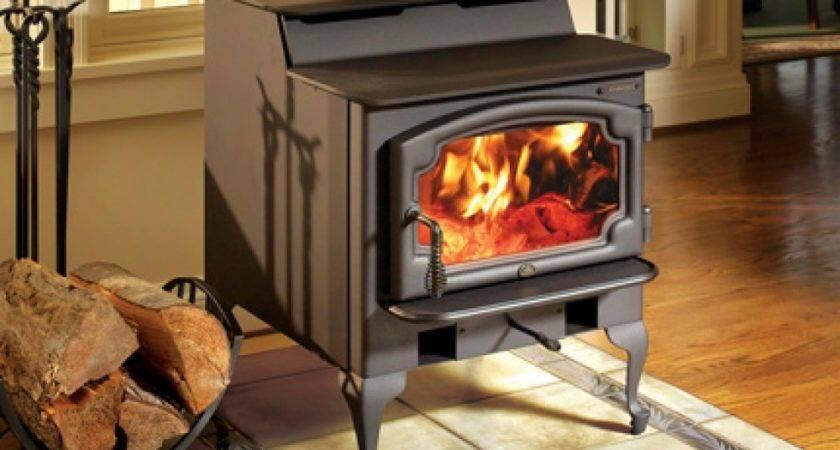 Lopi Endeavor Cooktop Wood Heater