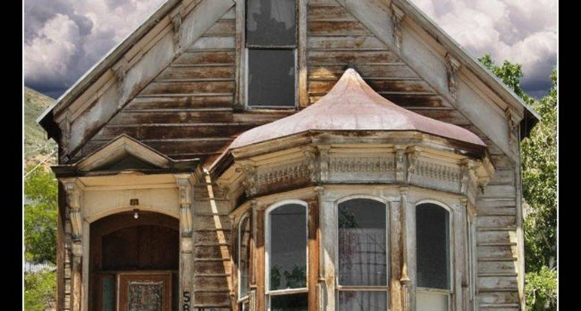 Lost Forgotten Old Houses Despair Holly