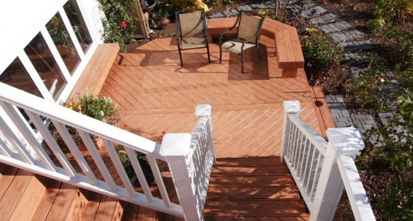Louis Deck Contractor Two Story Designs