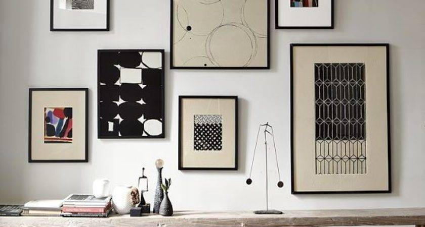Lourdes Nchez Wall Art Modern Artwork West Elm