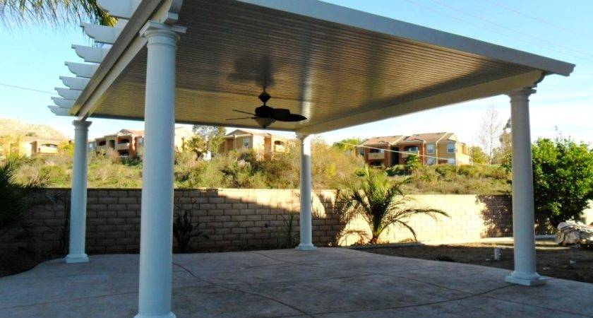 Lovable Patio Cover Cost Best Alumawood Covers
