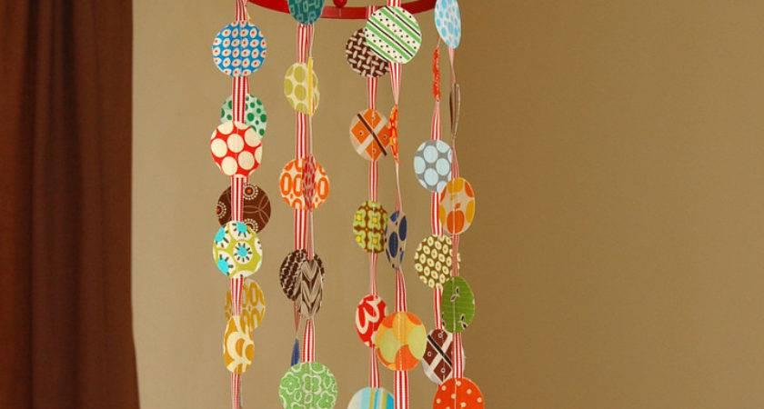 Love Polka Dots Crib Mobile Tutorial Sew