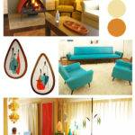 Lovely Vintage Mid Century Color Inspiration