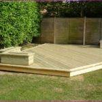 Low Deck Design Plans Home Ideas