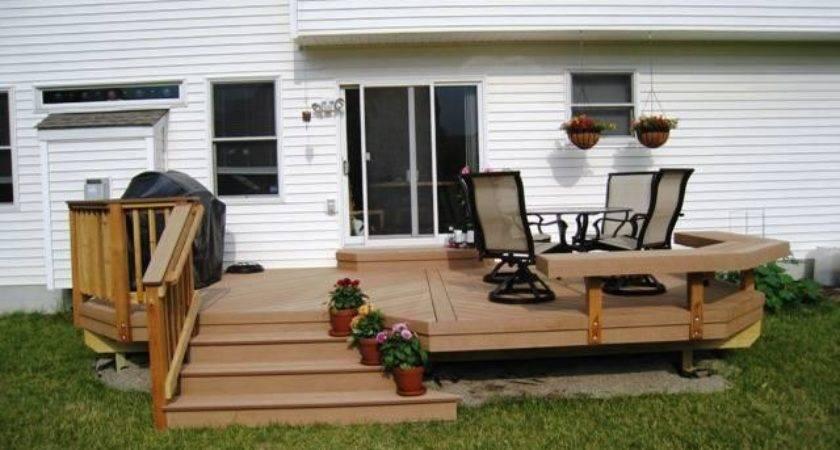 Low Grade Decks Columbus Porches Patios