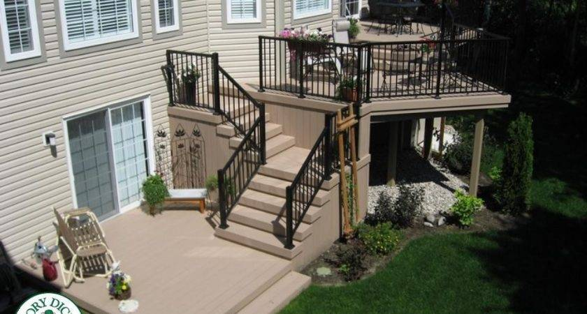 Low Maintenance Decks Deck Ideas