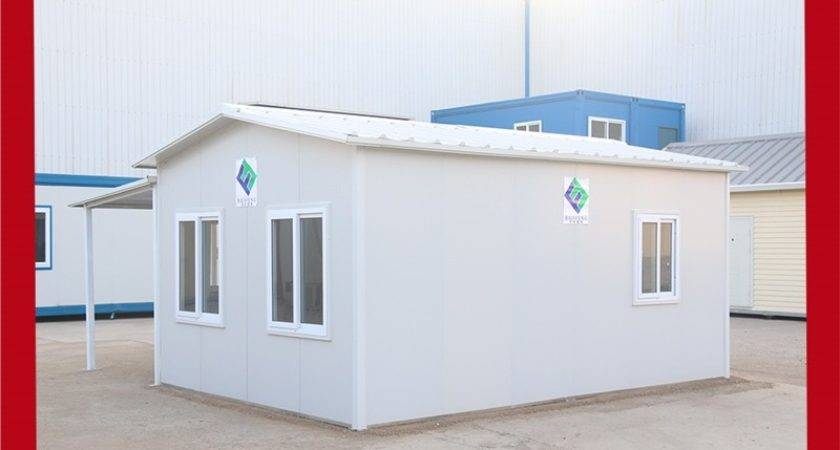 Low Price Flat Pack Prefab Mobile House Container Homes