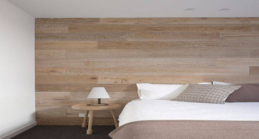 Luxurious Bed Designs Wood Accent Walls Ideas