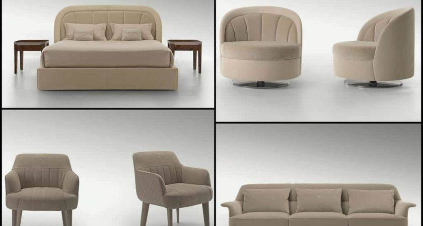 Luxurious New Home Furniture Collection Bentley