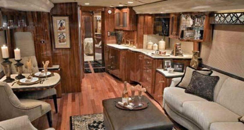 Luxury Bus Interior Design Best Tour Ideas