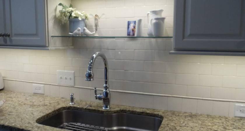 Luxury Decorate Above Kitchen Sink Window