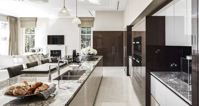 Luxury Kitchen Design George Hill Extreme