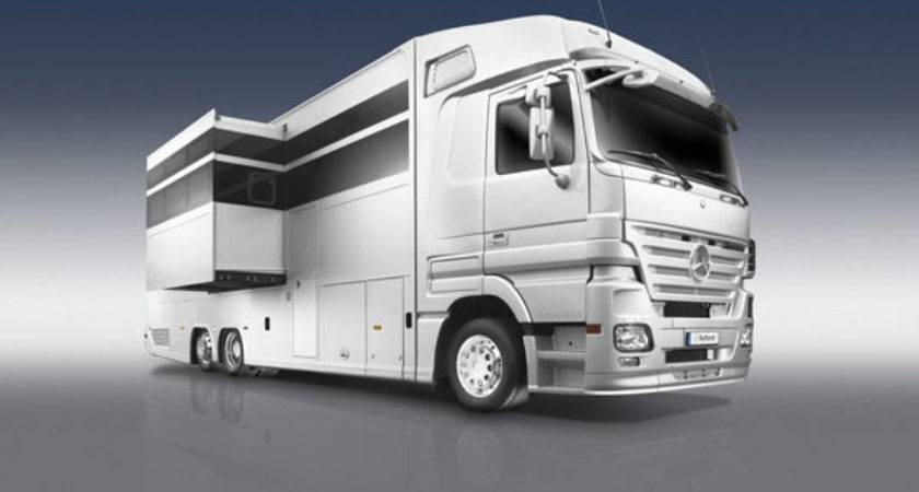 Luxury Living Wheels Stunning Rvs Make