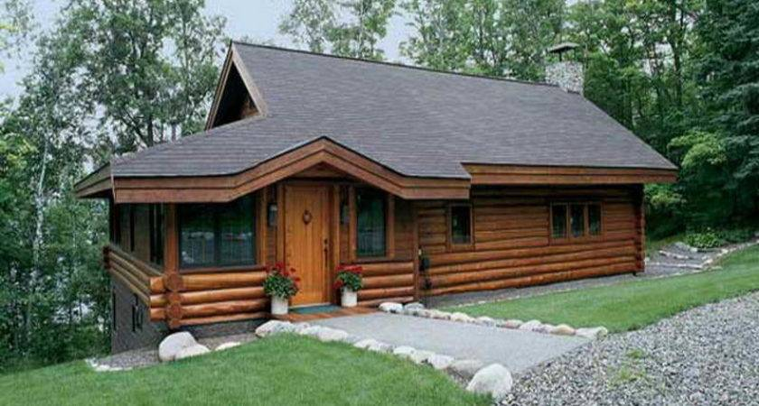 Luxury Log Cabin Floor Plans Wolofi