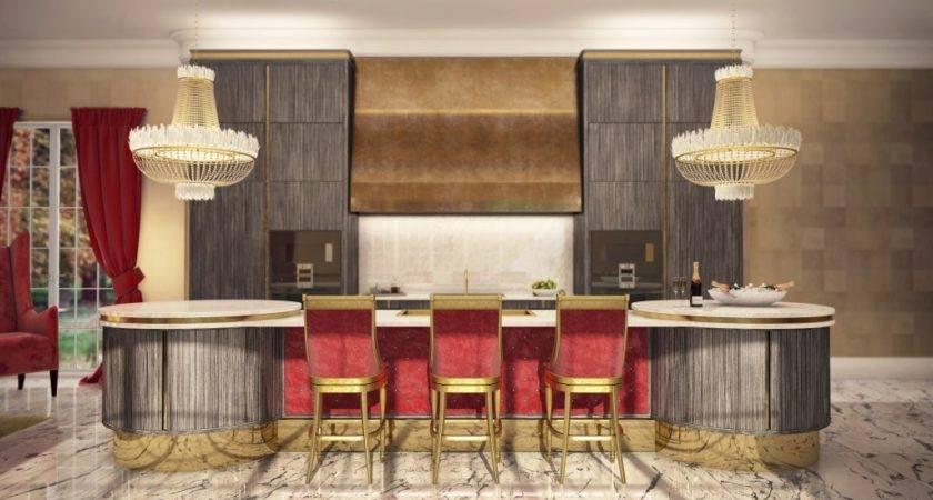 Luxury Modern Kitchen Inspired Windsor Castle Extreme